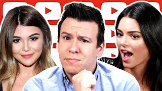 Olivia Jade SCANDAL Results in Guilty Plea, Kendall Jenner, & Recession Unemployment Problems