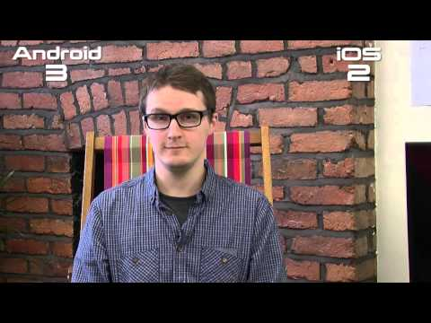 Android Vs IOS - Epic Battle