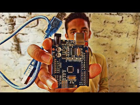Arduino programming basics introduction in hindi  By #technicalfuntime