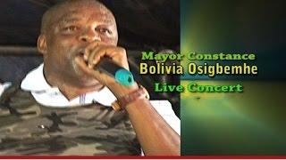 Bolivia Live On Stage - Latest Edo Music Video