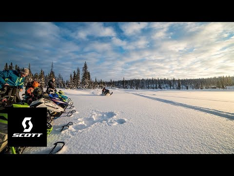 Snowmobile 2019 Collection Launch Saxnäs