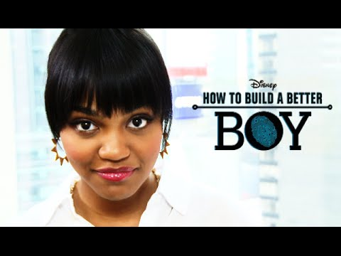 China Anne McClain Talks 'How To Build A Better Boy'