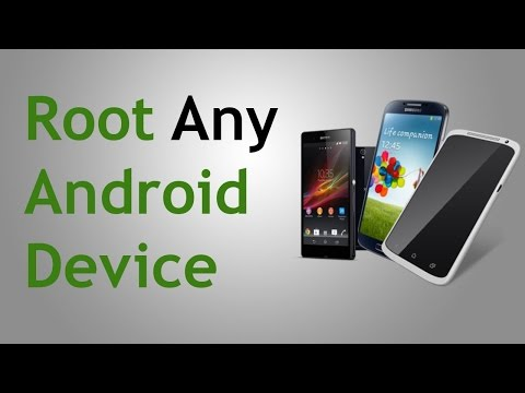 How to ROOT Any Android Device ! New 2016