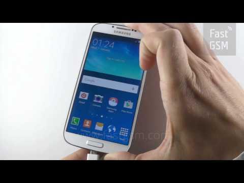 How To Unlock Samsung Galaxy S4 - Unlock i337 by USB Unlocker