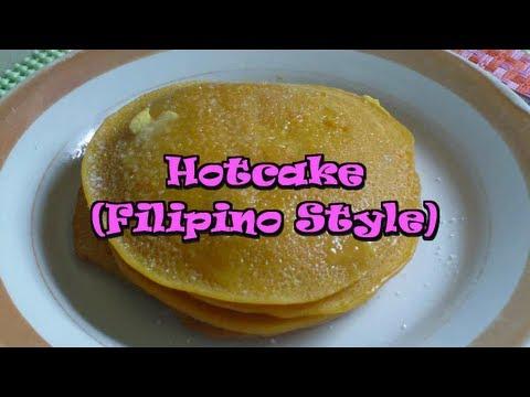 Hotcake (Filipino Style)