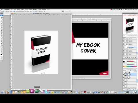 How to Create a 3d Ebook Cover Image - Free and Non-Free Methods