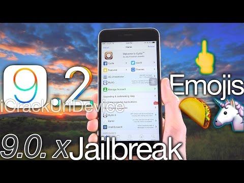 Get iOS 9.1 - iOS 9.2 EMOJIS Jailbreak iOS 9.0.2: Working System-Wide Cydia Tweak!