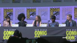 Dirk Gently San Diego Comic-Con 2017 | Best Moments | BBC America