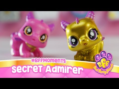 Secret Admirer #BFFMoments - Best Furry Friends