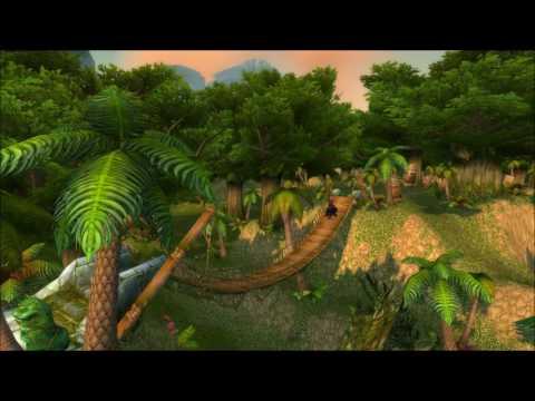 20 minutes Stranglethorn Vale music - ingame - World of Warcraft