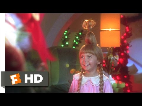 How the Grinch Stole Christmas (7/9) Movie CLIP - What's Christmas Really About? (2000) HD