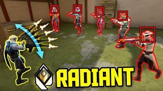 THE POWER OF RADIANT AIM #9 - VALORANT