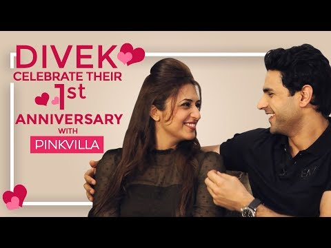 Divyanka Tripathi - Vivek Dahiya celebrate their 1st wedding anniversary | Pinkvilla | Interview