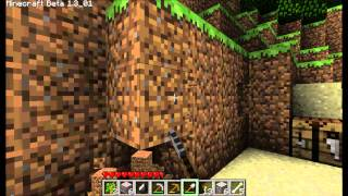 Lets Play MineCraft Episode 2 The Pwntage