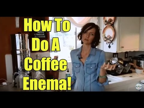 Tips For Making A Coffee Enema For Detoxing