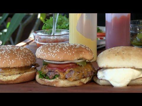 How To Make A Perfect Burger A-Z (Hamburger Basics)