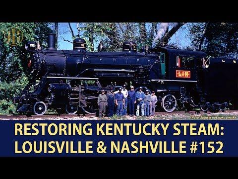 American Steam Locomotive 152