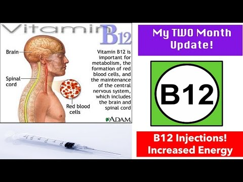 My B12 Injection Experience (Two Months in)