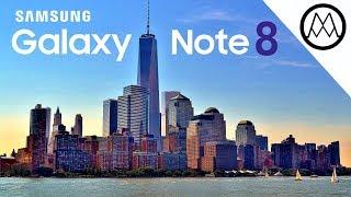 Samsung Galaxy Note 8 EXTREME Camera Test.