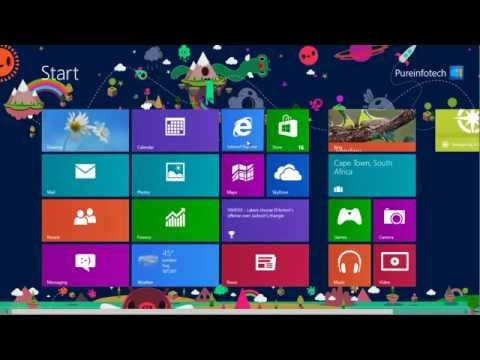 Send web page from IE10 Windows 8 app to the desktop version of Internet Explorer - Pureinfotech