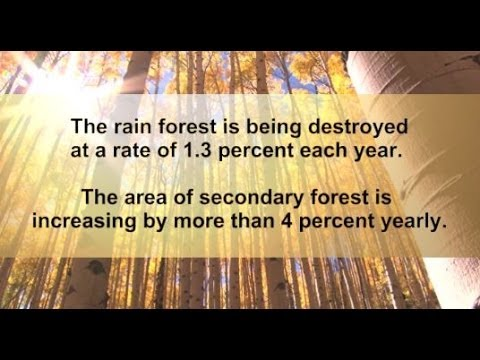 We are not running out of resources- The Environment - Part 2