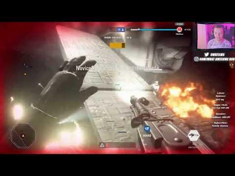 Some Ewoks & Some Skins - Star Wars Battlefront II Live Stream