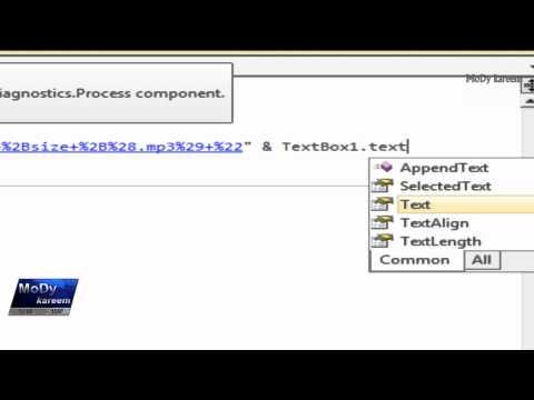 VB 2008/2010 - How to make an MP3 Searcher (MP3 Search) - Visual Basic (VB)