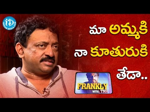 Xxx Mp4 RGV About His Mother And His Daughter RGV Interview Frankly With TNR Talking Movies 3gp Sex