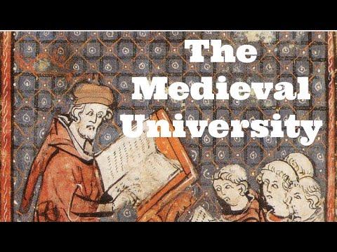 The Medieval University