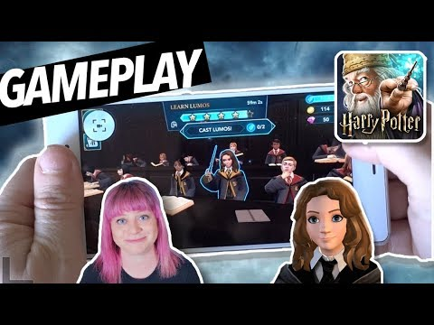 Harry Potter Hogwarts Mystery Official Gameplay & Hands on