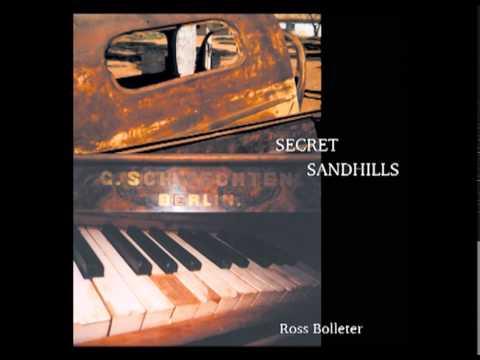 Secret Sandhills - Ross Bolleter