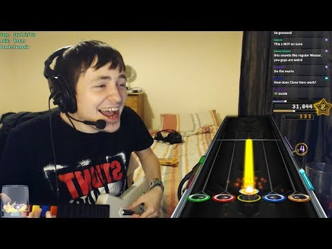 Say It Ain't So but Rivers Cuomo lets the crowd sing | Clone Hero