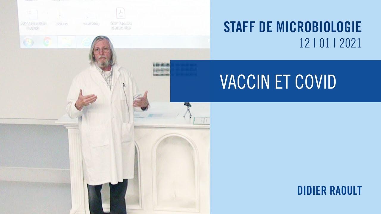 Vaccin et COVID