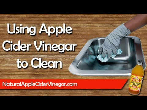 18 All Natural Ways to Use Apple Cider Vinegar for Cleaning