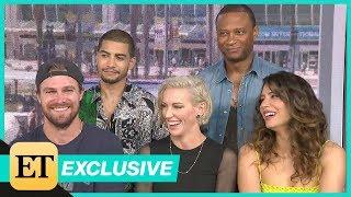 Comic-Con 2019: Arrow Cast Teases Final Season (Exclusive)