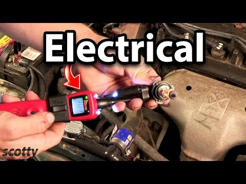 Electrical Troubleshooting in Your Car with Power Probe