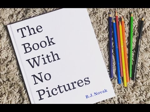 The Book With No Pictures by BJ Novak - Read by Sam from Valley of the Moon Learning