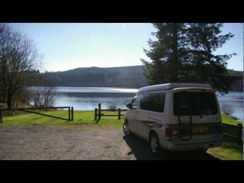 GoBongo - Beautiful Wales - Mazda Bongo Campervan Hire from www.GoBongo.co.uk