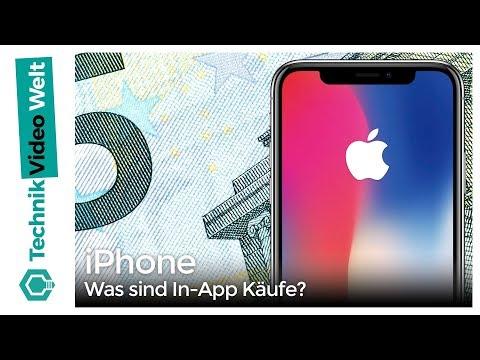 iPhone Was sind In-App Käufe