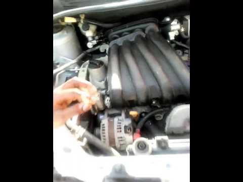 Find motor vehicles engine number
