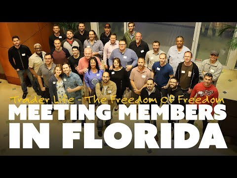 Meeting Members in Florida