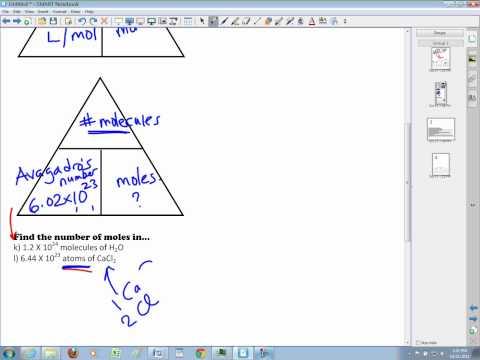 Molecules and Atoms to Moles.wmv
