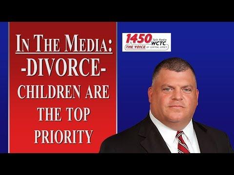 NJ Divorce: Protecting Children (WCTC Radio)