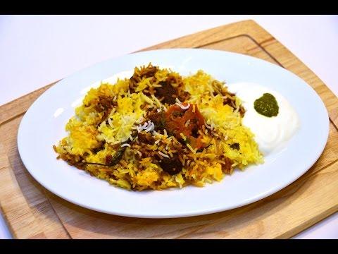 Shan Sindhi Biryani Masala Spice Mix - Easy to cook Recipe