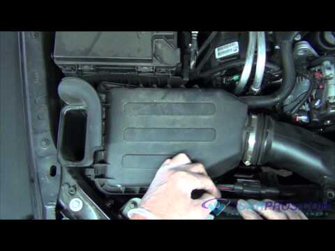 Air Filter Replacement Jeep Wrangler 2007-2014