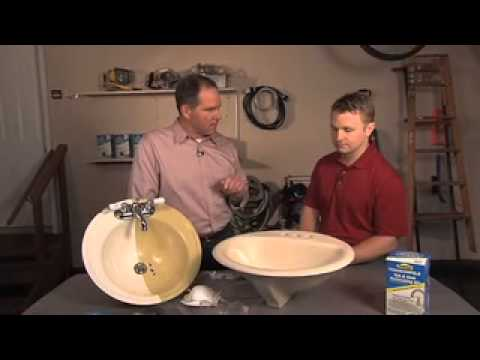 Homax® Tough as Tile™ Tub and Sink Refinishing Kit