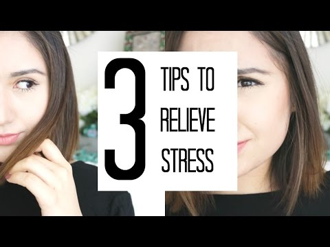 3 Easy Steps to Relieve Stress | The M Blog