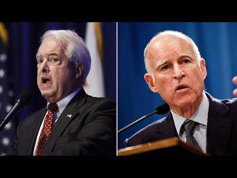 Republicans Can Win California Governor Election:  Jerry Brown Making It Easy For John Cox