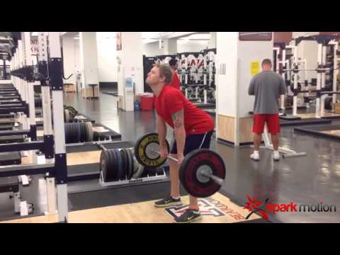 Coaching the Hang Clean Progression