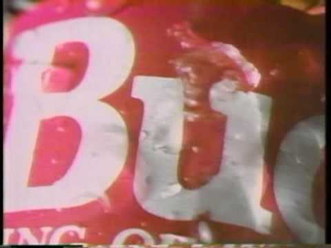 Budweiser Beer Classic Commercial Proud to be Your Bud 1993
